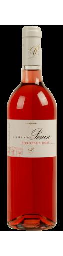 Bordeaux, rosé, 2017