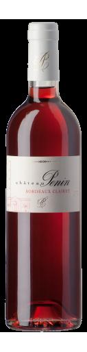 Bordeaux Clairet, rosé, 2017
