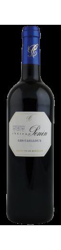 """Bordeaux Supérieur """"Les Cailloux"""", rouge, 2015"""