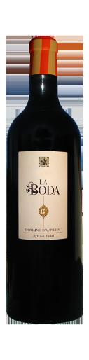 La Boda, rouge, 2014